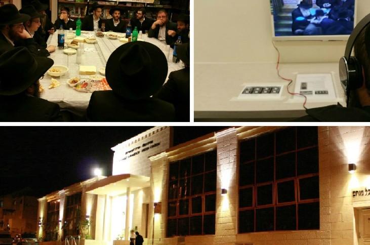 הפרויקט הושלם: חום ואור ההתקשרות נחנך בביתר עילית
