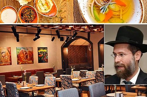 הסבא הוגלה לסיביר, הנכד הקים בה מסעדה כשרה ● מיוחד