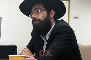 הרב מנחם-מענדל ערד מונה למנהל ת