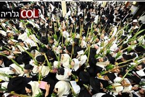 תיעוד ענק ומרהיב: אלפי האורחים מתפללים ב-770 ● מיוחד