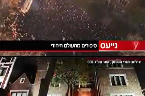 צפו בוידאו: כך סוקר כינוס השלוחים באתר הגדול בישראל