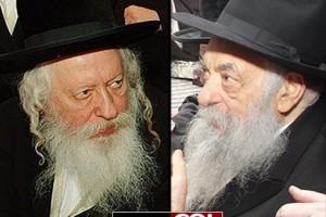 ה'חוזר' הרב כהן נפגש עם האדמו