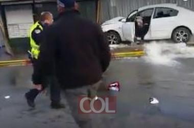 11 פצועים בפיגוע דריסה בירושלים