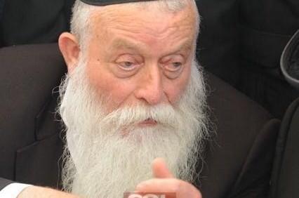אבידה: נפטר משפיע הישיבה המרכזית הרב משה נפרסטק ע״ה