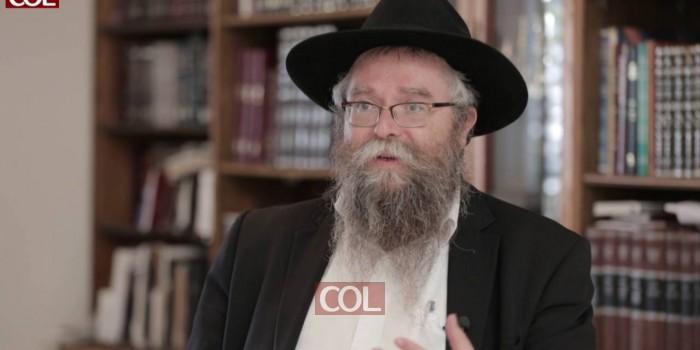 הרב גורביץ'