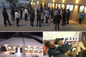 קהילת הצעירים ברחובות - התחדשה במבנה חדש לחג מתן תורה