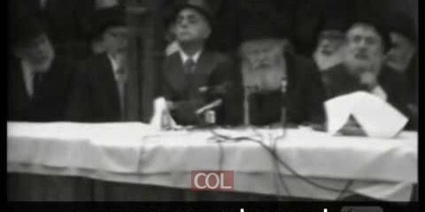 הרבי הרייץ נגד הקומוניזם