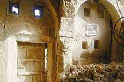 מאמצים להצלת קבר נחום הנביא בצפון עיראק