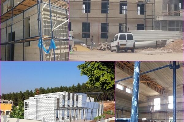 מגדל: התקדמות בבניית בית חב