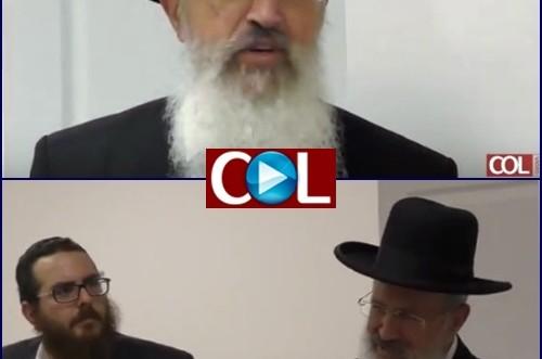 אורח בבורדו: הרב אברהם יוסף ● וידאו