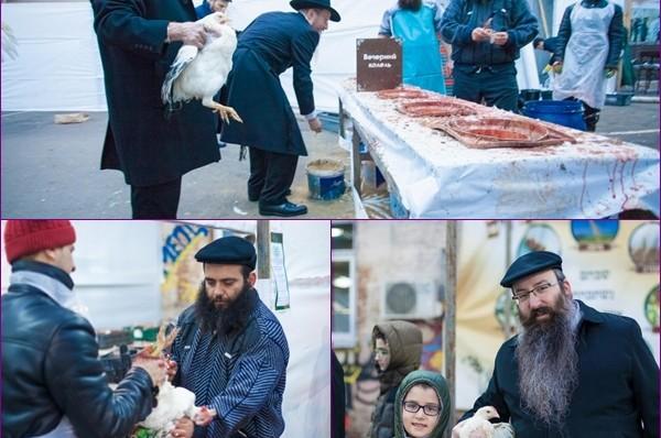 מוסקבה היהודית בכפרות באשמורת הבוקר ● גלריה