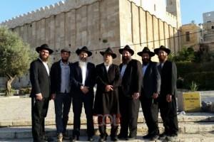 שבת חיי-שרה בחברון: סעודת שבת הגדולה בעולם