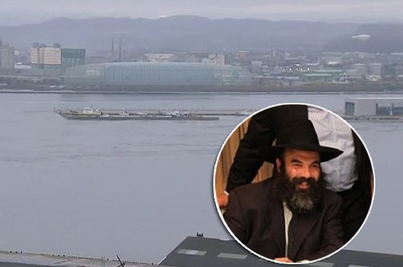 רעידת אדמה ביפן; השליח מרגיע