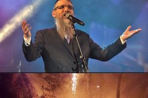 באש ובמים: אברהם פריד במסר מחזק ● מרגש