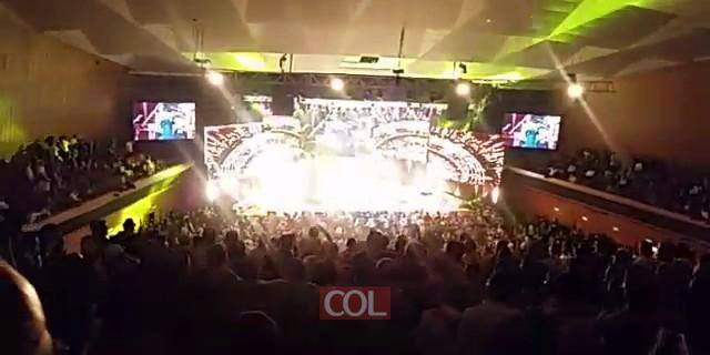 אלפים שרים ניגוני חבד במופע צמאה בבנייני האומה