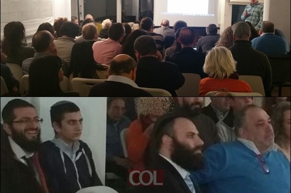 בריסל: עשרות ישראלים בהרצאה על מבצע אנטבה