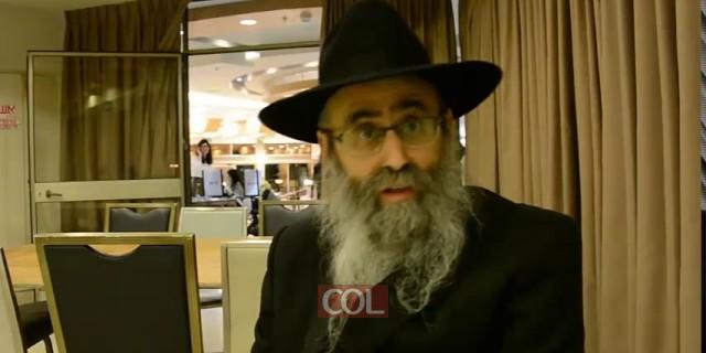 הרב גלוכובסקי מספר על השליחה פנינה קוצר