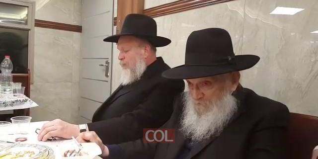 ניגון ממקומך מאת הרב יונה אלימלך יעקובוביץ