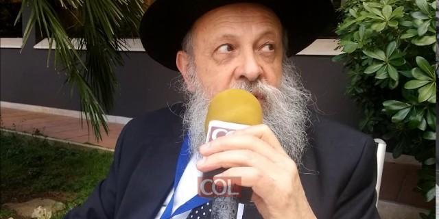 השליח ברומא הרב יצחק חזן בראיון ל-COL