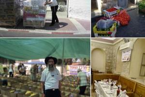 'אנשי הצללים' של מבצע קמחא דפסחא • פרוייקט מיוחד