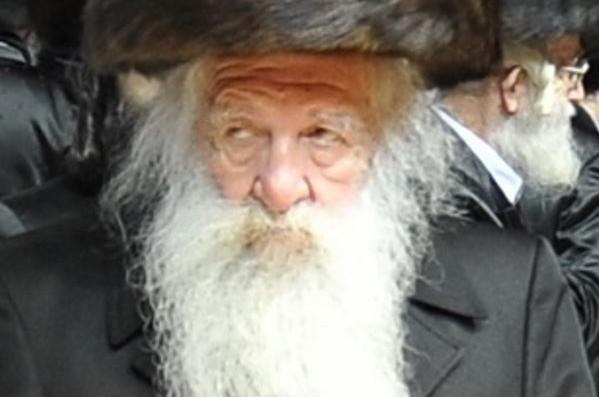 בבני ברק נפטר איש מסירות הנפש הרב ישראל פרידמן ע