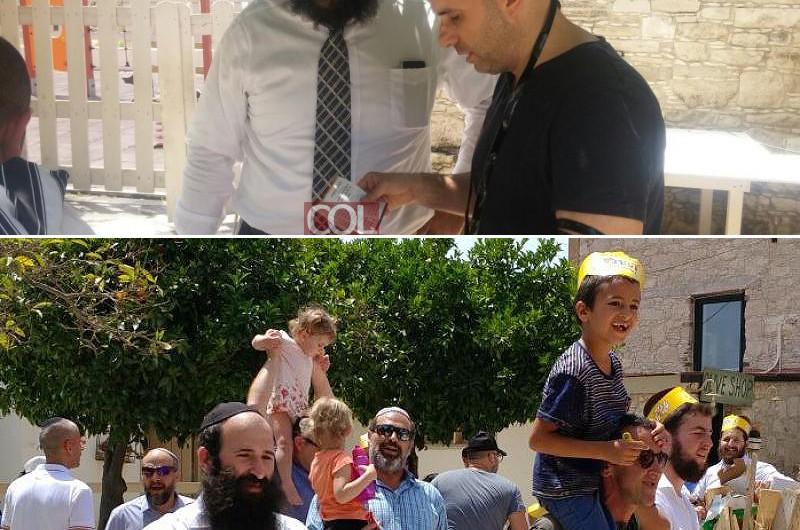 יחד כל ילדי ישראל בקפריסין ● גלריה