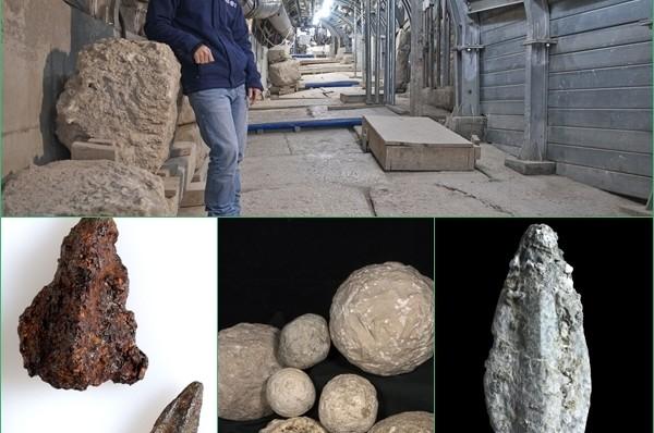 עדויות לקרב האחרון על ירושלים מלפני 2,000 שנה