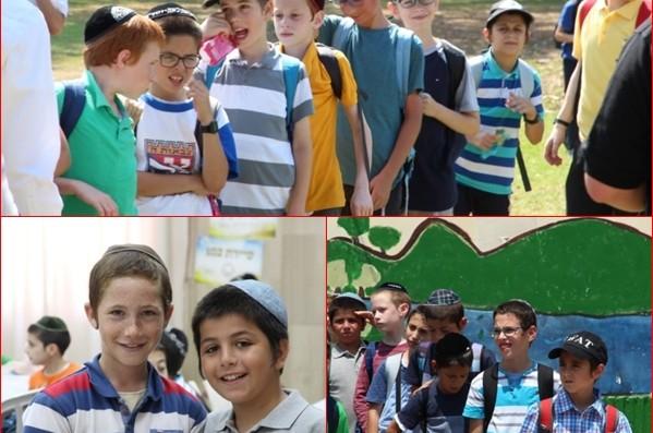 היום השני ב'גן ישראל' נחתם בהצלחה רבה ● גלריה
