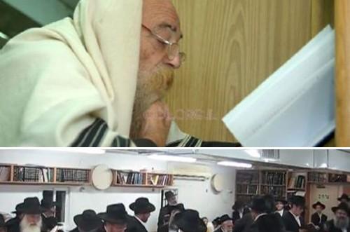 סליחות עם ר' מאיר פרידמן ע