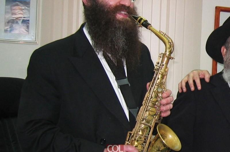 יארצייט ראשון לבעל מנגן החסידי ר' ראובן מרנץ ע