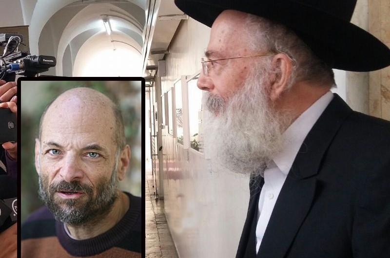 הפרשנות של משה נגבי ב'קול ישראל' על זיכוי הרב וולפא