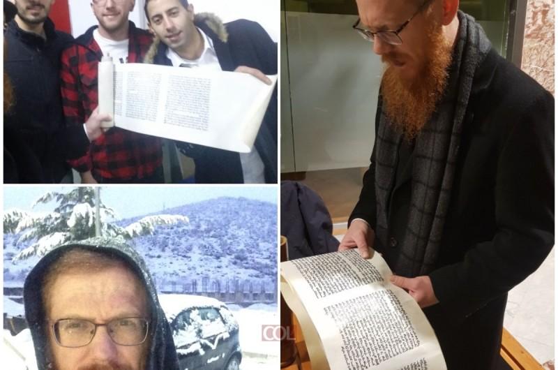 הראשונים בעולם: יהודי מדינות הבלקן שמעו את קריאת המגילה