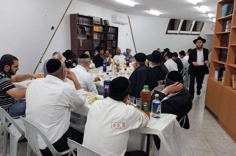 וקיבלו היהודים: 'כולל חסידות' חדש נפתח בנווה-יעקב