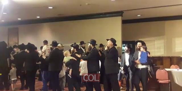 ריקוד השלוחים בכינוס האיזורי באסיה
