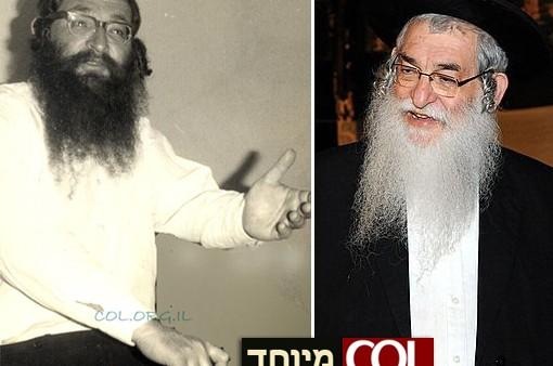 הרב גרינוולד חוזר לפעם הראשונה בה השתתף במבצע תפילין