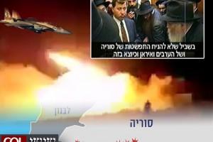 הרבי מזהיר מפני תכנית ההתפשטות האיראנית. פרק ב' ● חשיפה
