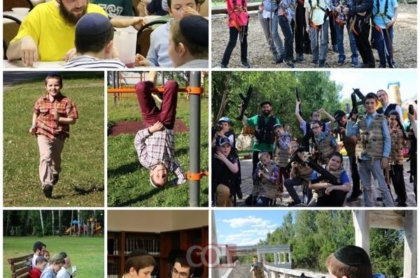 מוסקבה: מאות צעירי השלוחים בקעמפ חווייתי • תיעוד