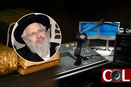 הרב דרוקמן ערך סיום מסכת ברדיו • האזינו