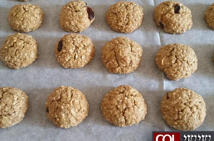 עוגיות בריאות • מתכון לשבת