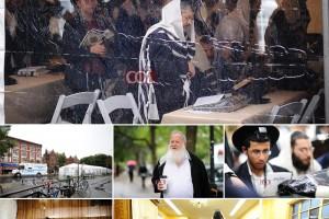 הכטמן מגיש: 50 רגעים נבחרים מערב ראש השנה בחצרות קדשינו