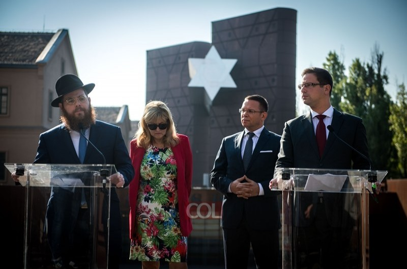 ניצחון: מוזיאון השואה בהונגריה יעבור לבעלות חב״ד
