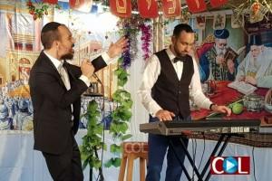 'ושמחת בחגך': נמואל הרוש במחרוזת מקפיצה עם מיטב שירי החג