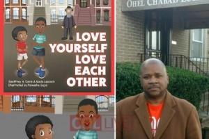 ספר חדש על הקשר המיוחד בין הרבי לצעירים אפרו-אמריקנים