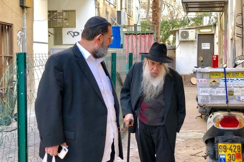 תמונת היום • 'נחלת בנימין' בתל אביב