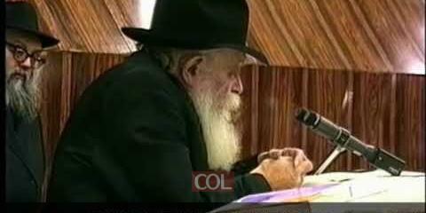 הרבי אומר שיחה לשלוחות כו שבט תנשא