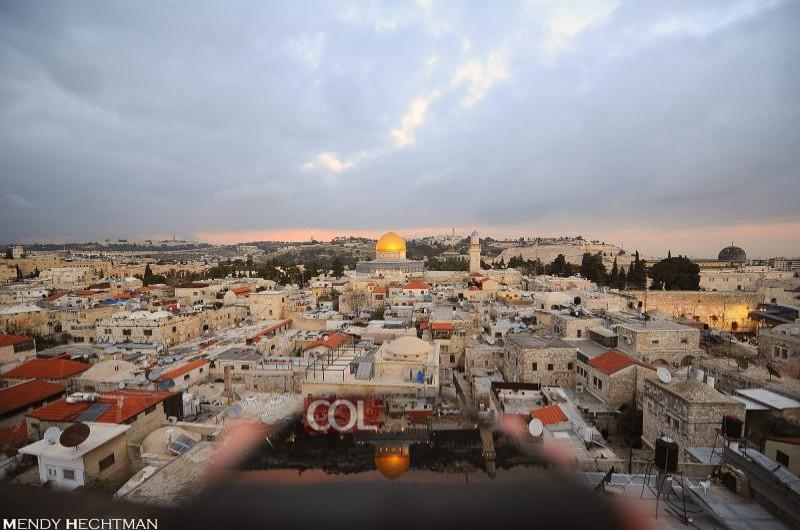 'ירושלים של זהב' > תקציב העירייה: 6 מיליארד ו-400 מיליון ש