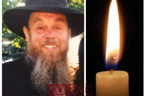 בקראון הייטס נפטר הרב יצחק יעקב (ג'רי) שמעון ע