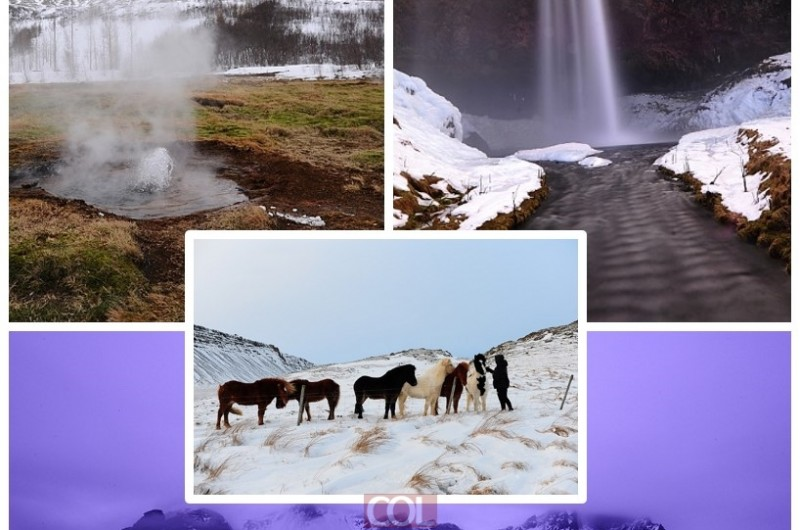 נופים עוצרי נשימה באיסלנד • גלריית טבע מרהיבה