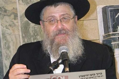 הרב יורקוביץ: 'מצביע ל'טב' אך זו לא הוראה לכלל חסידי חב
