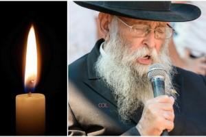ברוך דיין האמת: השליח הרב יגאל פיזם ע